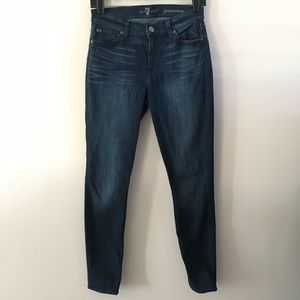 7 For All Mankind Gwenereve Skinny